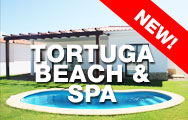 tortuga beach resort cape verde